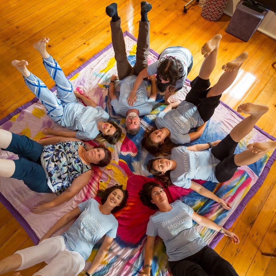 Body Psychotherapy somatic psychotherapy Training brisbane Australia